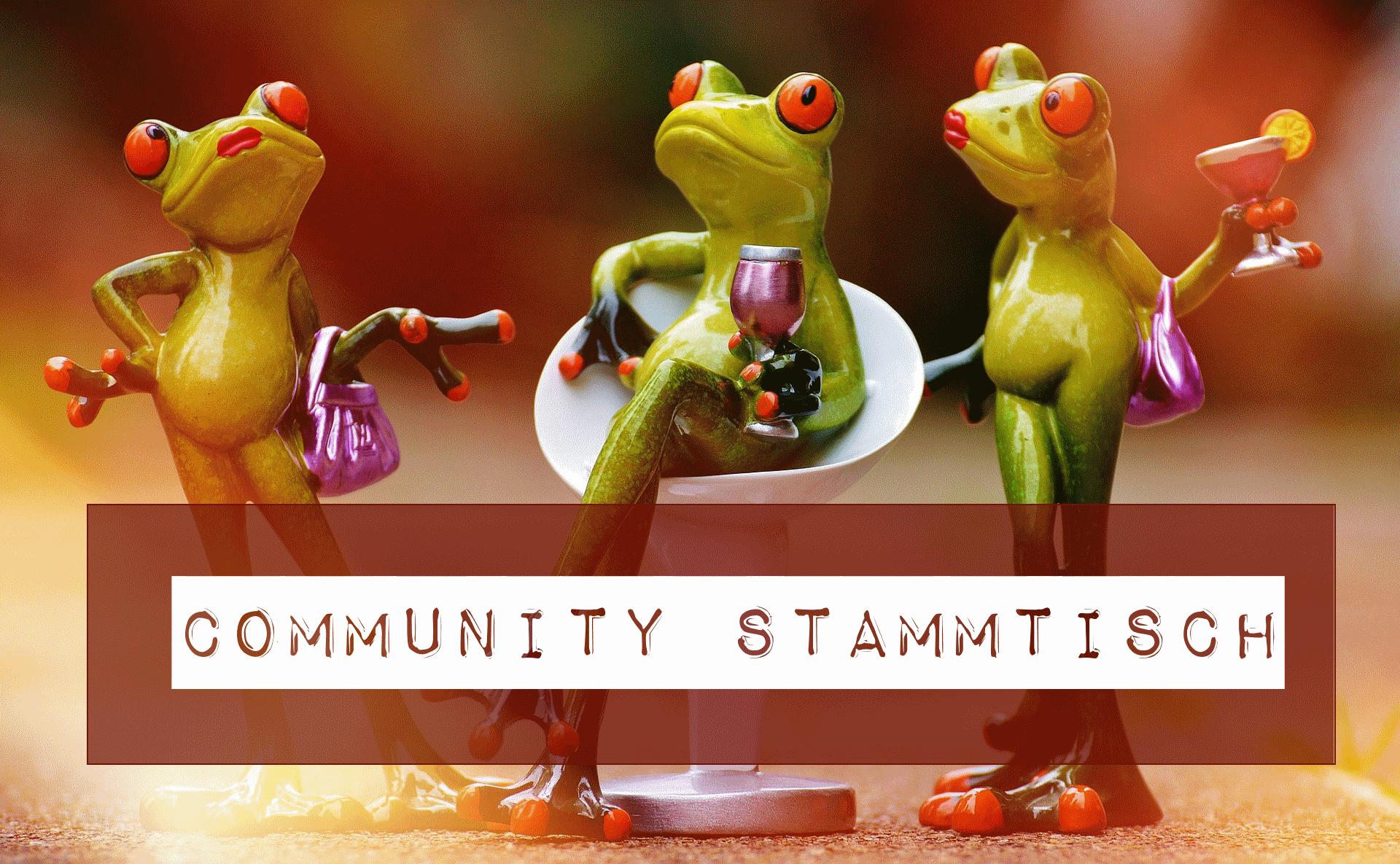 Community Stammtisch