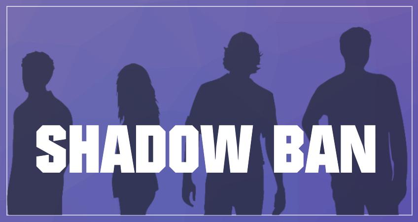 Shadow Ban auf Twitch